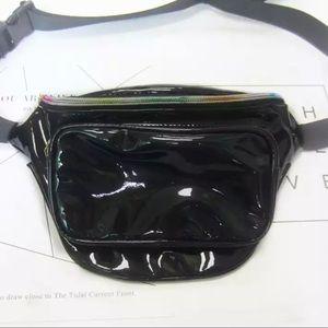 Handbags - Black Fanny Pack
